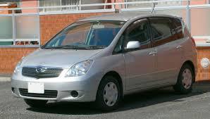 Popular Cars: Toyota Corolla Spacio