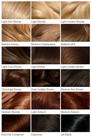 Feria Hair Color Chart Hair Color Ideas And Styles For 2018