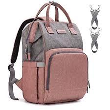 Diaper Bag Backpack Nappy Bag Upsimples Baby ... - Amazon.com