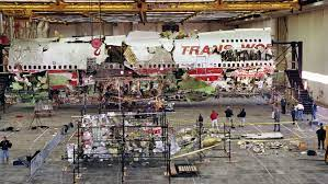 TWA Flight 800 to be destroyed years ...
