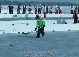 Anthony Ford Pond Hockey