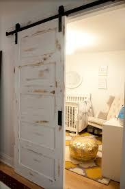 brian built barn doors. A Gorgeous Nursery In Parkdale Brian Built Barn Doors
