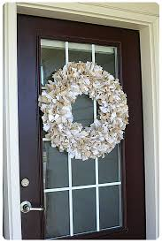 summer wreaths for front doorFront Door Wreath Summer Hydrangea Spring Everyday Wreaths Bright