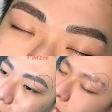 photo of phazes permanent makeup los angeles ca united states microblading man s