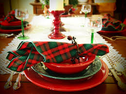 red and silver table decorations. Christmas Table Decorations But One Of The Best Red And Silver