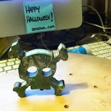 Mini <b>Skate Skull</b> and <b>bones</b> keychain made from recycled ...