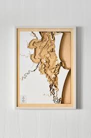 Moreton Bay map QLD, Australia ...