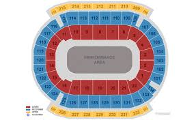 Consol Energy Center Seating Chart Monster Jam 17 You Will Love Izod Center Seating Chart With Seat Numbers