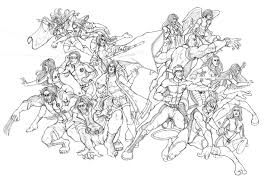 Small Picture X Men Free Printable Coloring Pages 03 Coloring Coloring Pages