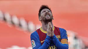Lionel Messi angeblich mit heftiger Reaktion auf Abschied vom FC Barcelona  - Eurosport