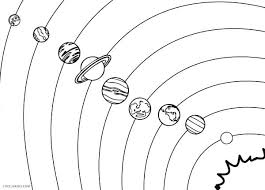 Free Solar System Coloring Pages Coloring Pages Of Solar System