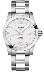 longines l3 677 4 76 6 conquest automatic men s watch watchmaxx com longines conquest automatic men s watch l3 677 4 76 6