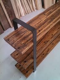 delightful design semi trailer flooring wood items similar to bookcase reclaimed trailer flooring dark oak on