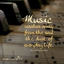 Beauty Of Music Quotes Best of 24 Best Music Every Day Spirit Images On Pinterest Beautiful Music