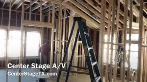 pre wire install home theater media rooms structured wire pre wire install home theater media rooms structured wire center stage a v frisco tx