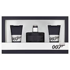 50ml 007 fragrances james bond 007 edt gift set