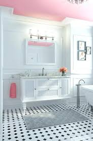 pink bathroom tiles what wall color pink ceiling black white tile bathroom pink bathroom tiles wall
