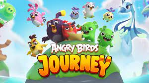 Angry Birds Journey MOD APK (Unlimited Coins) Download 2021