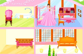 big pink dollhouse decoration game decorating games games loon