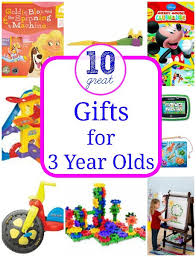 3rd Birthday Gifts Favorite Toys for a 3 Year Old   CT Mommy Blog