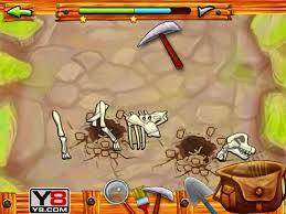dino dig dag archaeology game free y8 games digging jpg800x600 121 kb