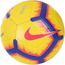 <b>Мяч футбольный Nike Strike</b> желтый/фиолетовый цвет — купить ...