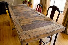 pallet conference table diy reclaimed wooden pallet dining table diy