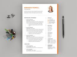 Free Resume Templates 2015 Free Timeline Microsoft Word Resume Template By Julian Ma On