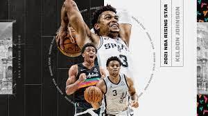 Keldon Johnson Named 2021 NBA Rising ...