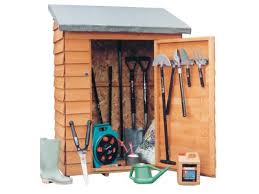 sheds and accessories for garden tool storage