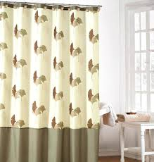 wonderful cream colored curtains 8 earthy color fabric shower curtain with brown and taupe blackout