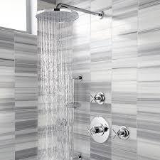 contemporary shower heads. Contemporary 10 Inch Round Showerhead Shower Heads O