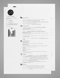 unique resume template 43 modern resume templates guru