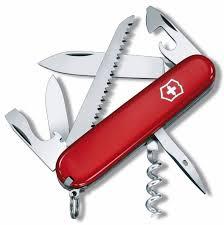 Купить Складной <b>нож VICTORINOX Camper</b>, 13 функций, 91мм ...