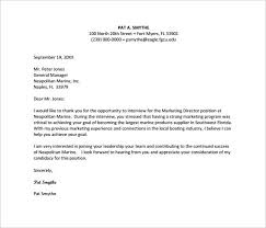 Resume Thank You Letter Formal Email Sample Compliant Thank You