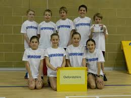 Under 11's represent Oxfordshire in Sportshall Regional Finals (16th  January 2015) | Bicester Athletic Club