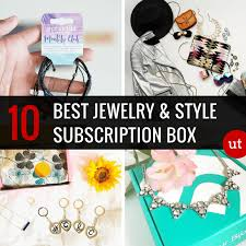 best jewelry subscription bo