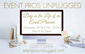 Event Pros Unplugged: Day in the Life of an Event Planner
