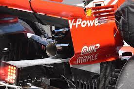 <b>2019</b> Haas F1 <b>design</b> hints at <b>double</b>-stacked Ferrari exhaust system
