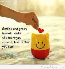 Quotes on smile quotes cute smile 27