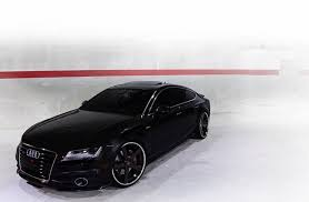 audi a7 blacked out. blacked out audi a7 on d2forged wheels sportscargurucom tuned cars pinterest och u