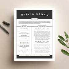Free Creative Resume Template Word Doc Cool Templates For Horsh