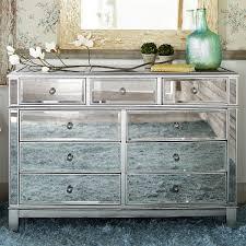 Mirrored Bedroom Dressers Mirrored Nightstands And Dressers Large Mirrored Dresser Mirrored
