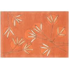 safavieh orange rug safavieh x orange area rugs rugs the home depot monaco orangelight blue ft