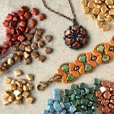 New Bead Designs Fall In Love With Beadweaving All Over Again With Brand New