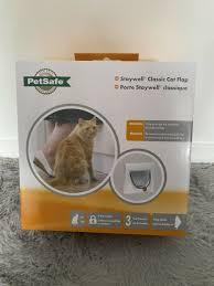 petsafe staywell 919ef clic cat flap