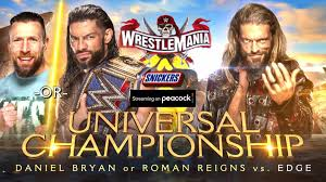 You'll be able to watch wrestlemania 37 from a wide range of countries with wwe network, but if you don't want to grab a new membership. Wrestlemania 37 Wwe To Change Main Event To A Triple Threat