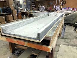 how to make concrete countertops poured concrete concrete countertop supplies nj