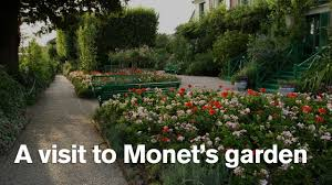 a visit to claude monet s garden at giverny