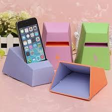 20 cool and simple diy iphone speaker ideas